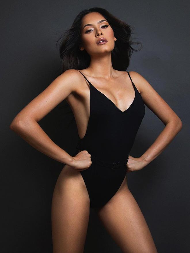 Tân Hoa hậu Hoàn Vũ thế giới 2020 đánh bại 73 mỹ nhân khắp thế giới nóng bỏng cỡ nào? - Ảnh 5.