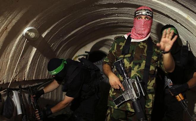 """Bộ trưởng Quốc phòng Israel: Hamas """"phá sản"""" toàn tập - Hệ thống đường hầm đã bị phá hủy!"""