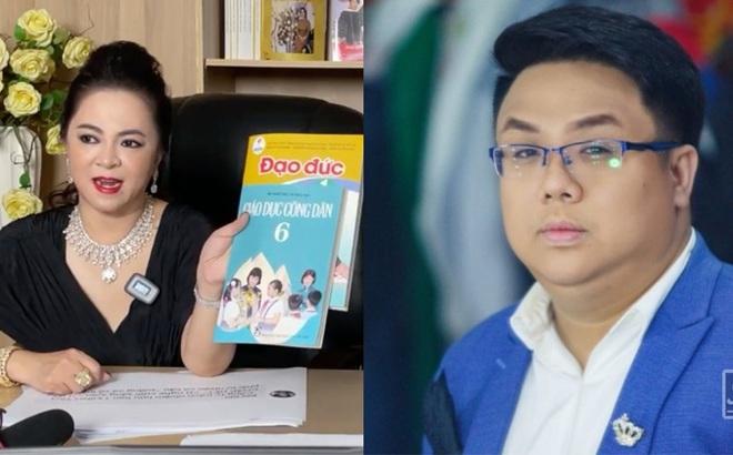Bị đại gia Phương Hằng dọa gửi sách giáo dục công dân, Gia Bảo có phản ứng ra sao?