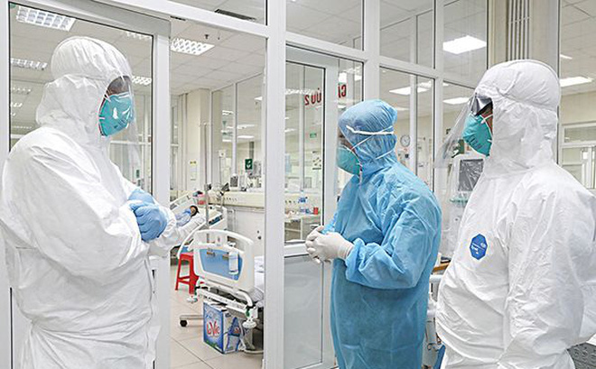 4 trường hợp mắc Covid-19 tiến triển nặng, 1 bệnh nhân nặng tiên lượng tử vong