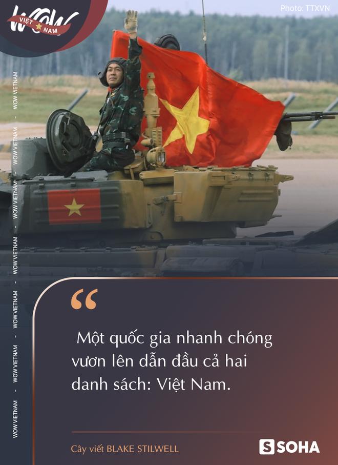 Vì sao tôi chọn Việt Nam đứng đầu danh sách những quốc gia không thể bị khuất phục? - Ảnh 1.