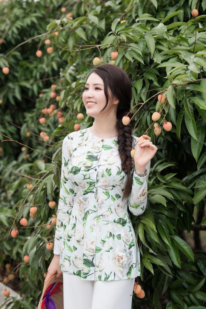 Thụy Vân mặc giản dị vẫn xinh đẹp - Ảnh 6.