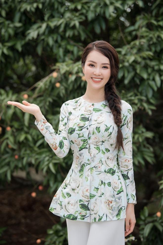 Thụy Vân mặc giản dị vẫn xinh đẹp - Ảnh 2.