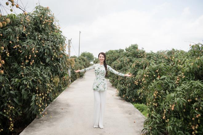 Thụy Vân mặc giản dị vẫn xinh đẹp - Ảnh 7.