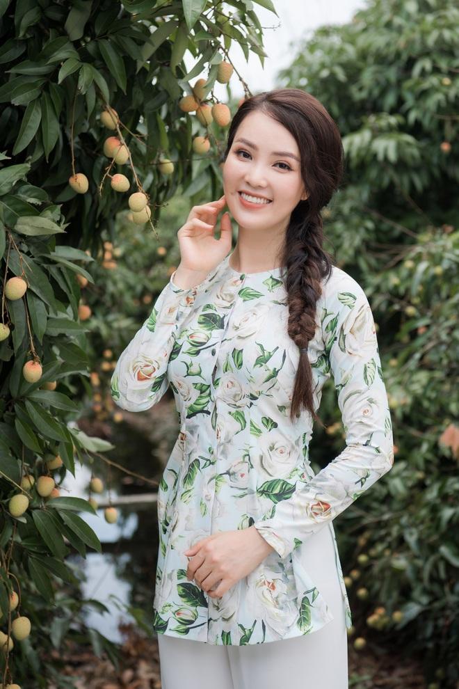 Thụy Vân mặc giản dị vẫn xinh đẹp - Ảnh 1.