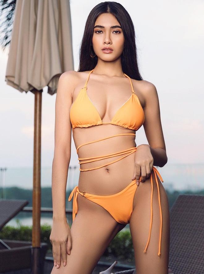 Nhan sắc của Hoa hậu Myanmar gây chú ý vì cầu cứu trên sân khấu Hoa hậu Hoàn vũ Thế giới? - Ảnh 10.