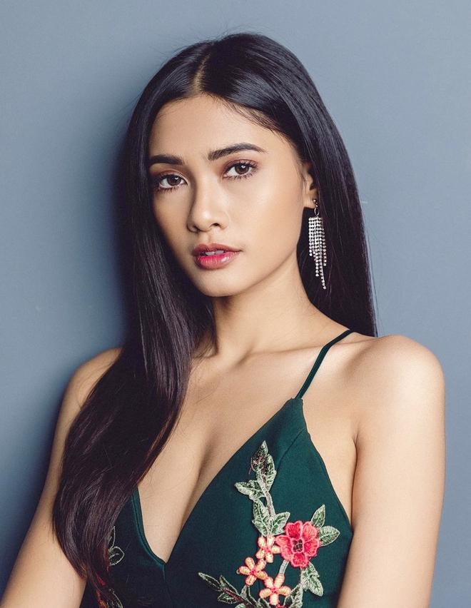 Nhan sắc của Hoa hậu Myanmar gây chú ý vì cầu cứu trên sân khấu Hoa hậu Hoàn vũ Thế giới? - Ảnh 8.