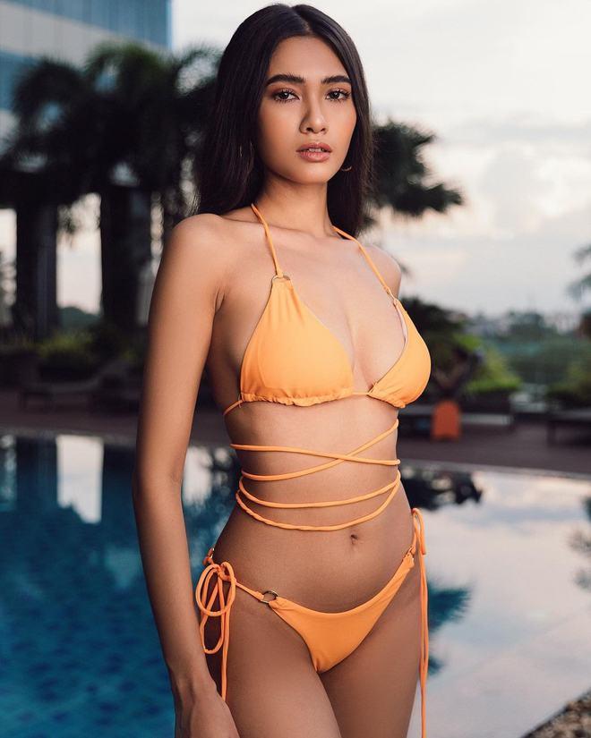 Nhan sắc của Hoa hậu Myanmar gây chú ý vì cầu cứu trên sân khấu Hoa hậu Hoàn vũ Thế giới? - Ảnh 11.