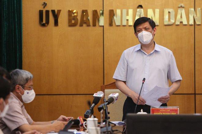 Bắc Giang ghi nhận 400 ca F0 chỉ trong 1 tuần, Bộ trưởng Bộ Y tế thúc giục đuổi theo dịch - Ảnh 1.