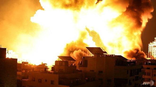 Công trình tối quan trọng độc nhất ở Gaza bị Israel san thành bình địa - Ảnh 1.