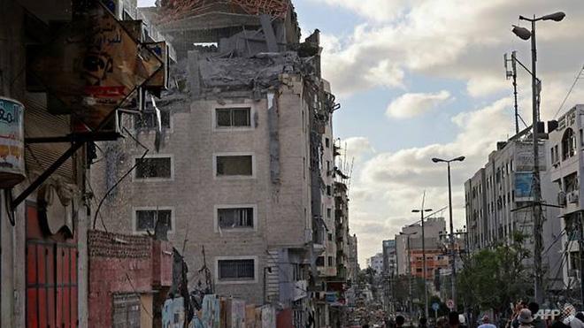 Công trình tối quan trọng độc nhất ở Gaza bị Israel san thành bình địa - Ảnh 2.