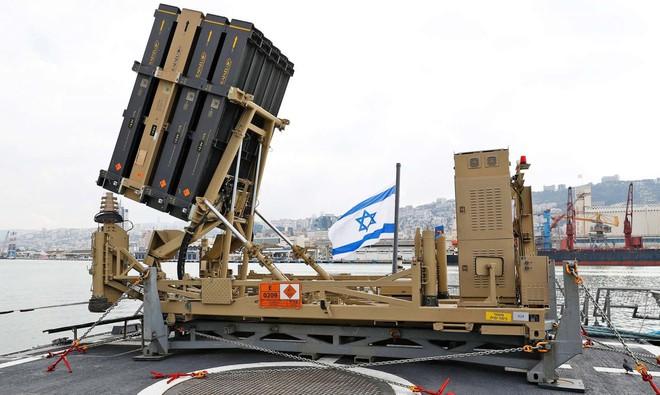 Xung đột Israel-Hamas: Từ trên bộ lan xuống biển - ảnh 1
