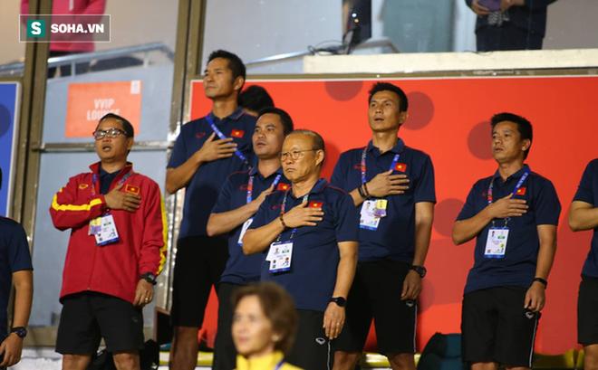 """Báo Indo: """"HLV Park Hang-seo sợ sức mạnh khủng khiếp của tuyển Indonesia"""""""