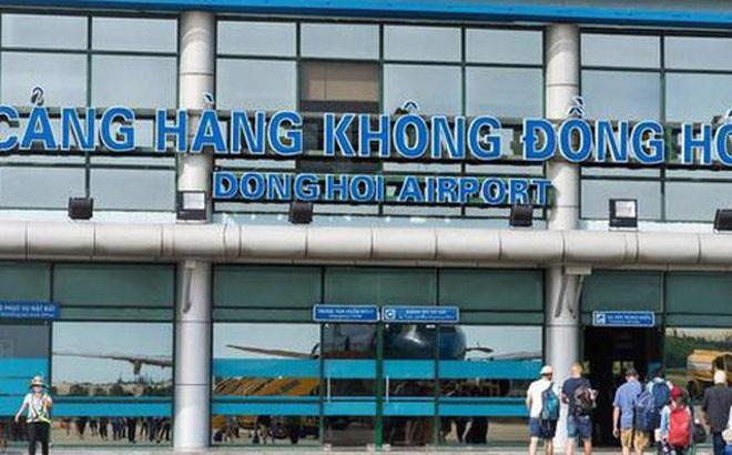 Đề xuất hơn 1.200 tỷ đồng xây nhà ga T2 sân bay Đồng Hới