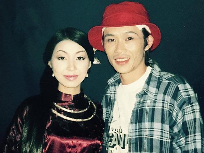 Ca sĩ Hà My: Hoài Linh khóc vì thấy có lỗi với bà Phương Hằng - Ảnh 4.