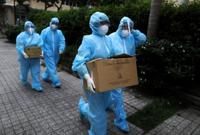 Nam bệnh nhân Covid-19 từng đến Bệnh viện TP.Thủ Đức; 3 ổ dịch ở Bắc Giang đã có 505 ca dương tính - Ảnh 1.