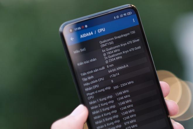 Trên tay Xiaomi Mi 11 Lite: Smartphone mỏng nhẹ và đáng mua nhất phân khúc dưới 7 triệu đồng - Ảnh 13.