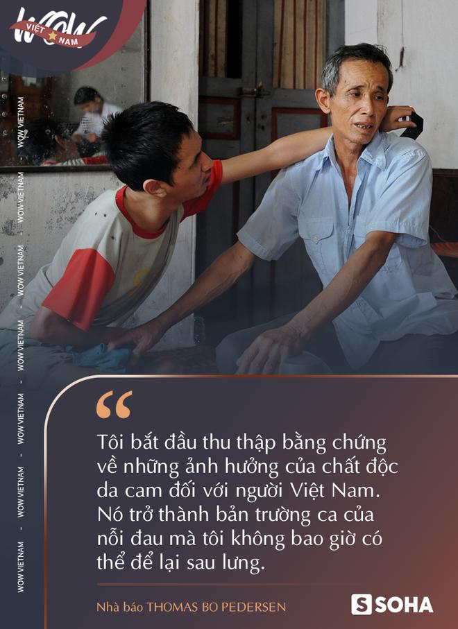 Bản trường ca của nỗi đau và hành trình 40 năm một người nước ngoài đi cùng Việt Nam - Ảnh 5.
