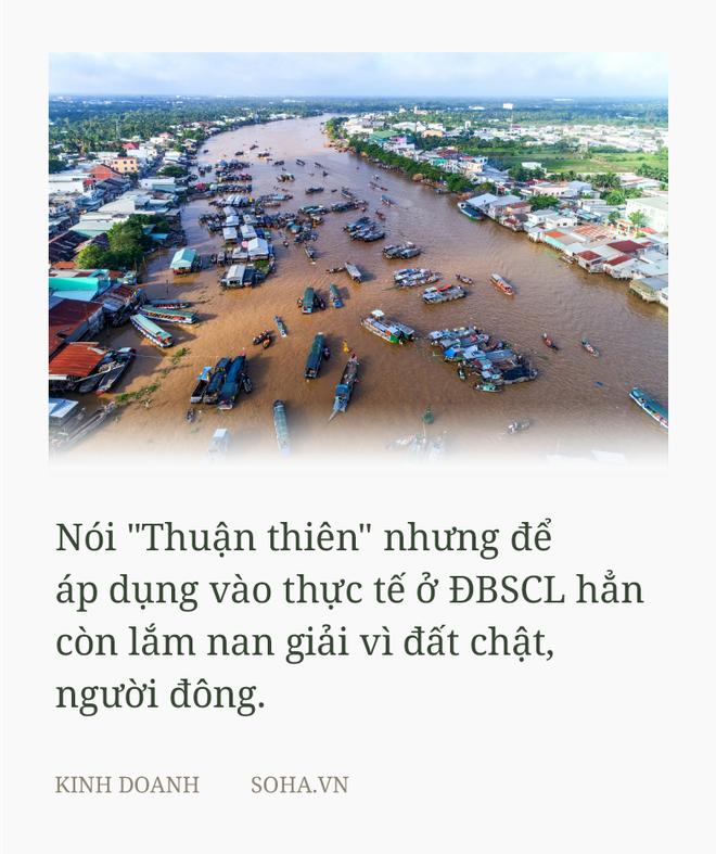 Thưa GS Võ Tòng Xuân, nói Trung Quốc hoàn toàn vô can là không đúng - Ảnh 6.
