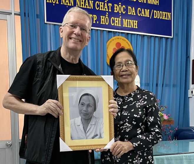 Bản trường ca của nỗi đau và hành trình 40 năm một người nước ngoài đi cùng Việt Nam - Ảnh 8.