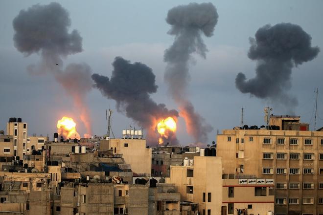 Tung những cú đòn trời giáng, Israel lẫn Hamas đều quyết tâm hủy diệt đối phương bằng tiềm lực khổng lồ - Ảnh 3.