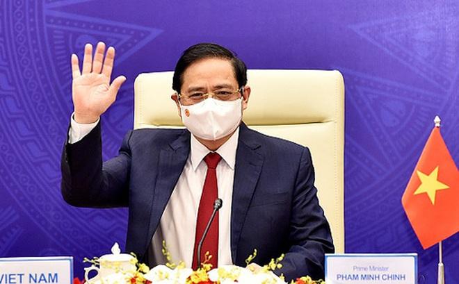 Thủ tướng Phạm Minh Chính phát biểu tại Hội nghị Tương lai châu Á