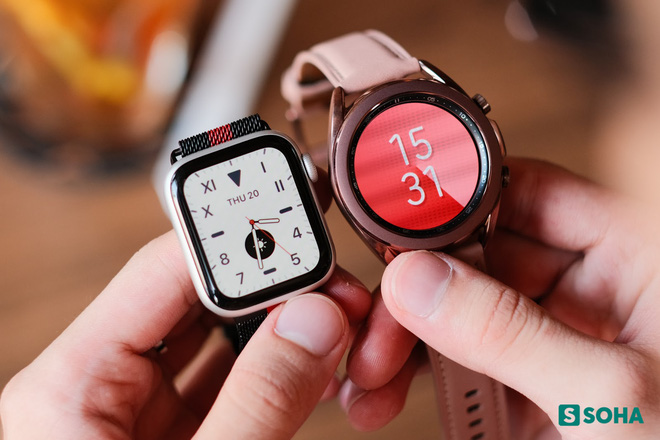Nếu không dùng iPhone thì đâu là chiếc smartwatch đáng mua nhất cho bạn? - Ảnh 2.