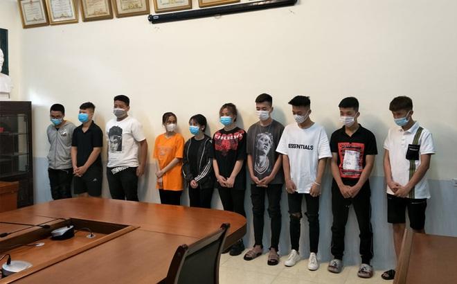 Hà Nội: Nam sinh lớp 12 dẫn đầu nhóm