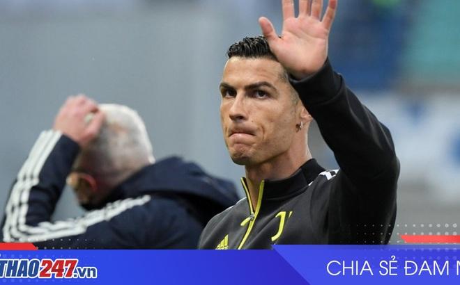 Trở lại Man Utd, Ronaldo nhận mức lương 'trên trời'