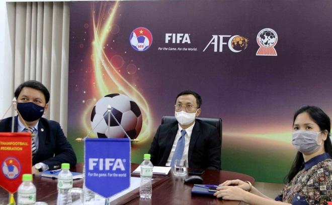 NÓNG: Đại diện Việt Nam trúng cử 'ghế' quan trọng ở FIFA