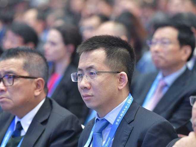 Sự nghiệp Zhang Yiming, tỷ phú bí ẩn đứng sau 'hiện tượng toàn cầu' TikTok - Ảnh 1.