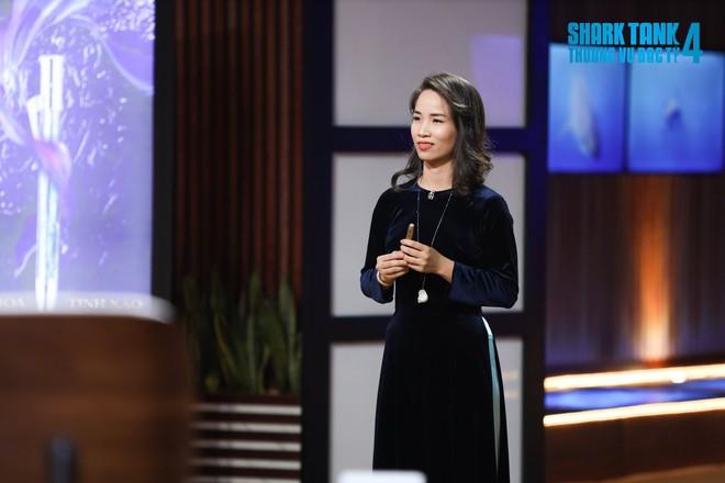 Nữ CEO tham gia Shark Tank khiến tất cả choáng ngợp vì gia thế khủng: Ái nữ của vua cúc áo triệu đô - Ảnh 2.