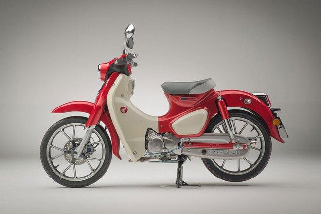 Top 10 xe máy Honda tốt nhất mọi thời đại: Việt Nam đang bán 2 mẫu