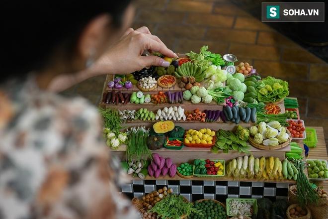 Bà chủ sạp rau củ mini hút hơn 100k like tiết lộ bí mật trồng cấy: Tốn cả gia tài để có được kỹ nghệ nghịch đất - Ảnh 3.
