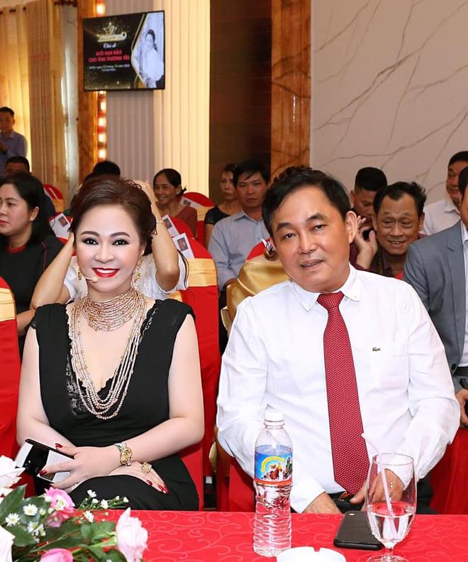 Tiết lộ số tiền khủng ông Dũng lò vôi và bà Phương Hằng đóng góp cho tỉnh nhà - Ảnh 1.