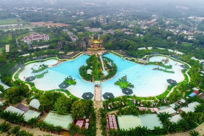 Tiết lộ số tiền khủng ông Dũng lò vôi và bà Phương Hằng đóng góp cho tỉnh nhà - Ảnh 3.