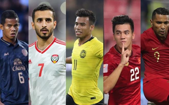 Tiền đạo ĐT Việt Nam được AFC đưa vào tầm ngắm, sánh ngang