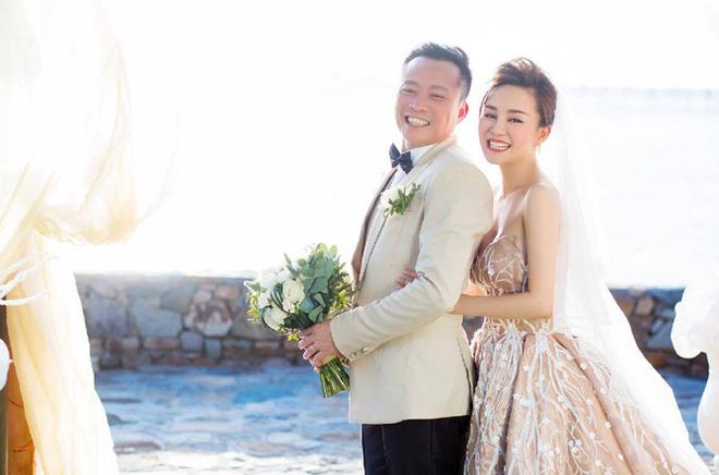 Chồng Vy Oanh từng nói gì về tin đồn làm bé - đẻ thuê - cướp chồng của vợ? - Ảnh 1.