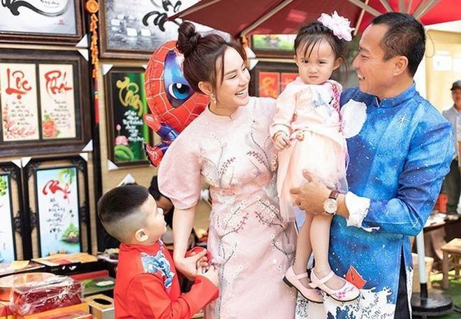 Chồng Vy Oanh từng nói gì về tin đồn làm bé - đẻ thuê - cướp chồng của vợ? - Ảnh 4.