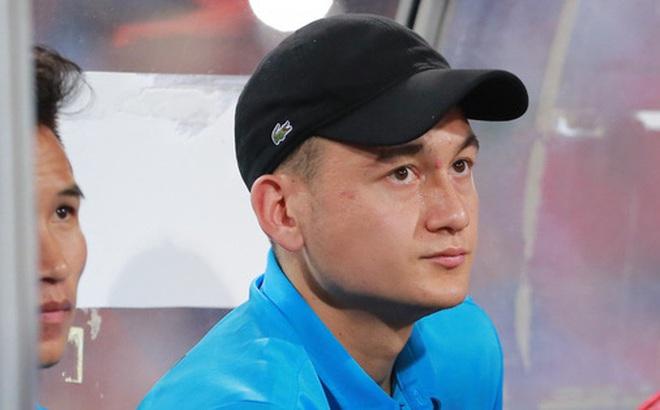 Đặng Văn Lâm rất buồn khi không được sang UAE cùng tuyển Việt Nam