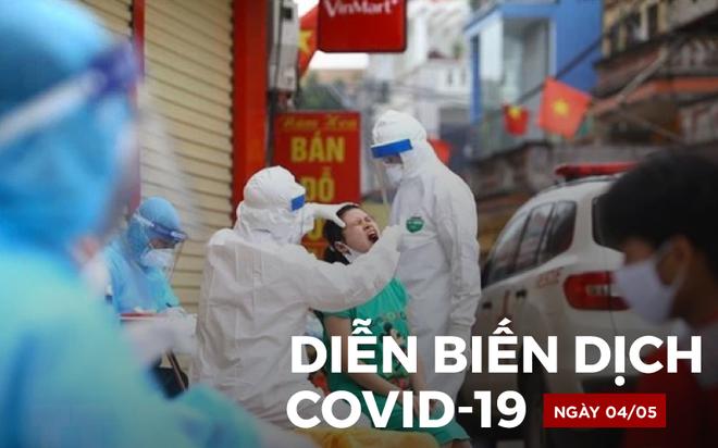 Thêm 4 ca mắc COVID-19, trong đó 2 ca lây cộng đồng tại Hà Nội và Đà Nẵng; Bí thư Đà Nẵng phê bình công an tự ý rút khỏi điểm cách ly người nhập cảnh - Ảnh 1.