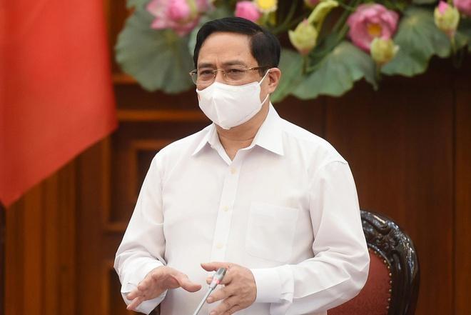 Thủ tướng Phạm Minh Chính: Bộ Y tế cần chuẩn bị cho tình huống có 30.000 ca mắc Covid-19 - Ảnh 2.