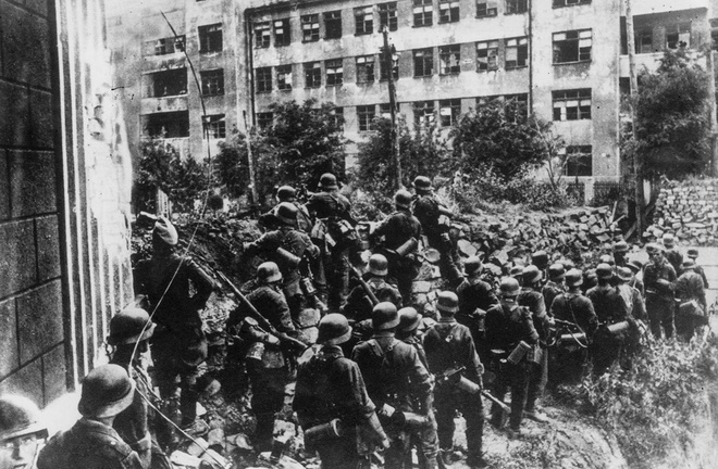 Kề vai Hitler chống lại Hồng quân ở Thế chiến II: Nhìn sâu vào động cơ mỗi nước chọn chiến đấu - Ảnh 16.
