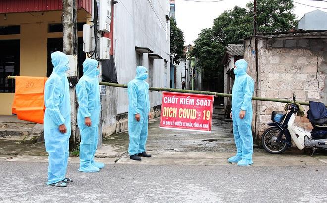 Nóng: F1 đi quán bar Sunny ở Vĩnh Phúc rồi lên Yên Bái dự đám cưới đã có kết quả dương tính  lần 1 với SARS-CoV-2