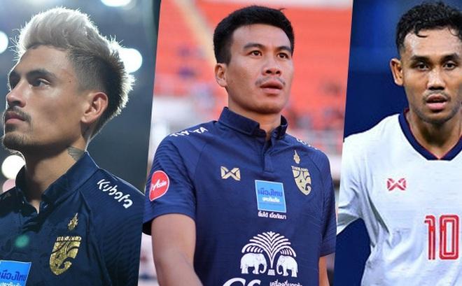 Thái Lan lại mất trụ cột, HLV Nishino buộc phải loại chân sút nội tốt nhất Thai League