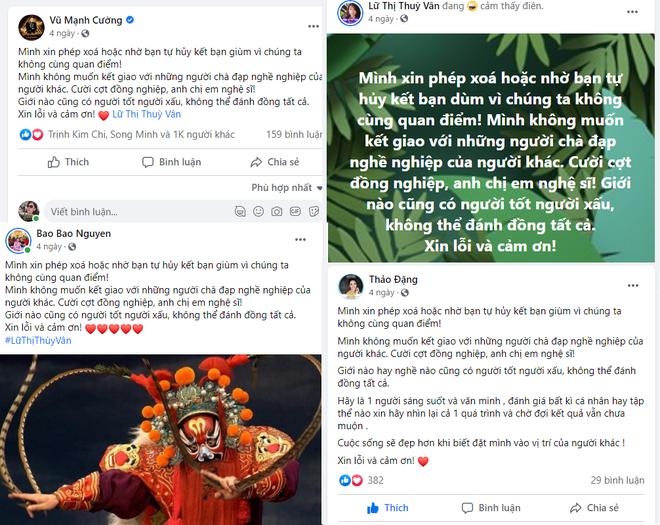 Vụ nghệ sĩ Hoài Linh: Biết bao nhiêu tình bạn trên facebook đã tan tành mây khói - Ảnh 3.