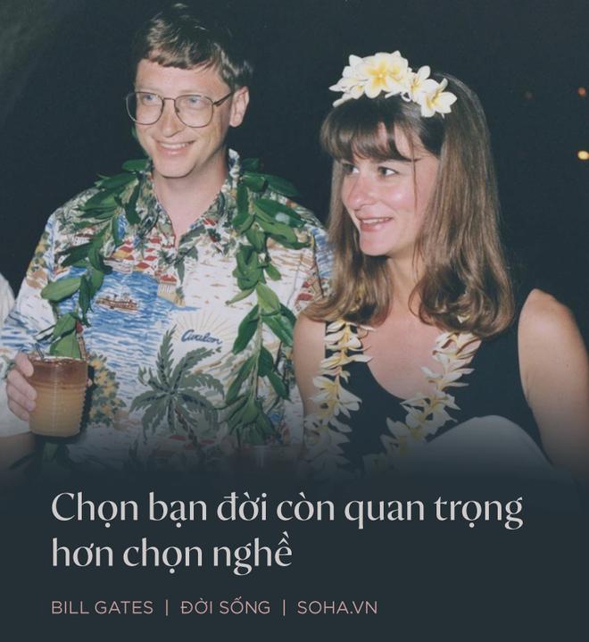 Những phát ngôn tình bể bình của vợ chồng Bill Gates: Số 3 được bao người ngưỡng mộ - Ảnh 3.