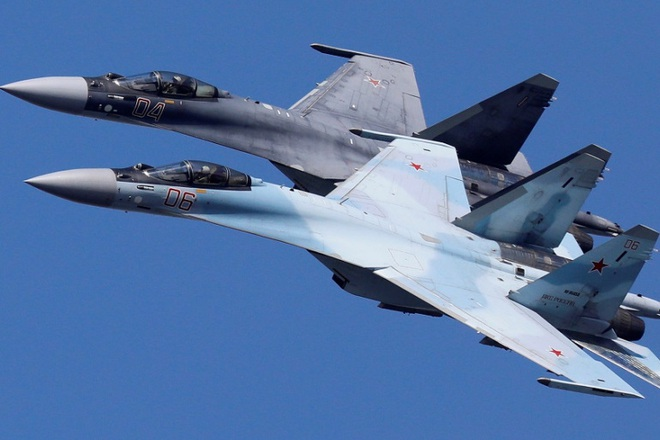 Ông Putin tung đòn hiểm, đánh úp Mỹ ở Trung Đông: Lật ngược thế bá chủ không quân! - Ảnh 1.
