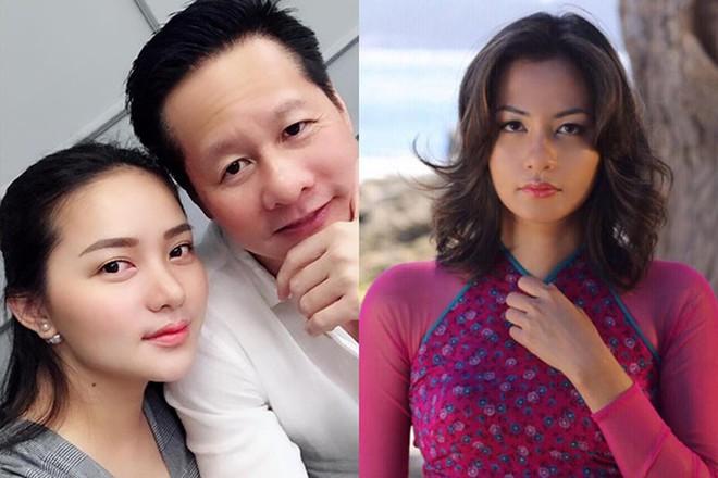 Phản ứng của Thủy Top khi bị nghi ngờ ngoại tình với chồng Phan Như Thảo - Ảnh 1.