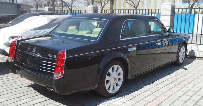 Khám phá chiếc xe người Trung Quốc tự hào: Đầy gỗ sưa đỏ, phiên bản dân sự giá 16 tỷ - Ảnh 1.